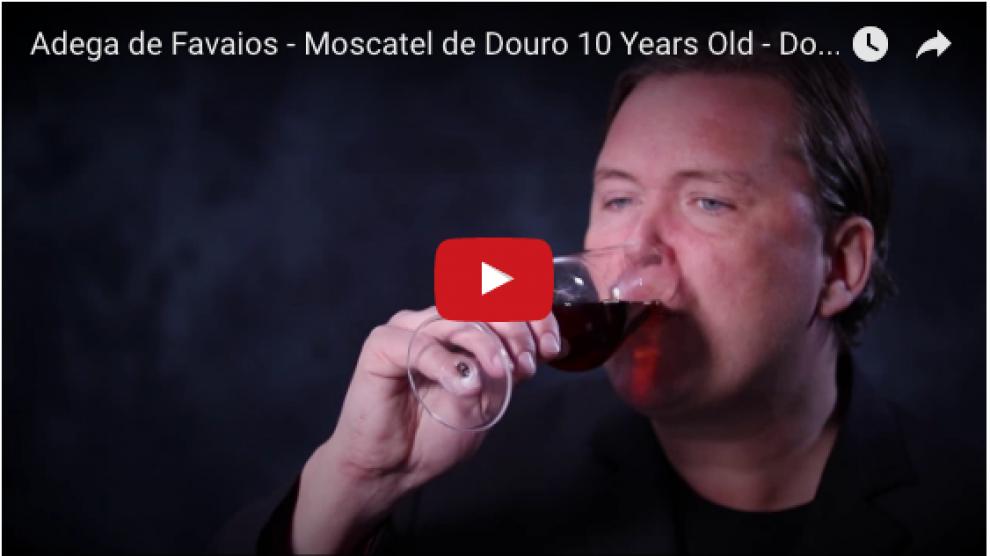 ADEGA DE FAVAIOS - MOSCATEL DE DOURO 10 YEARS- DOURO