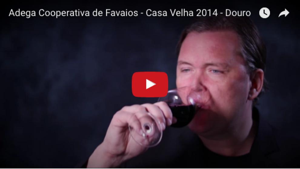 Adega Cooperativa de Favaios - Casa Velha 2014 - Douro