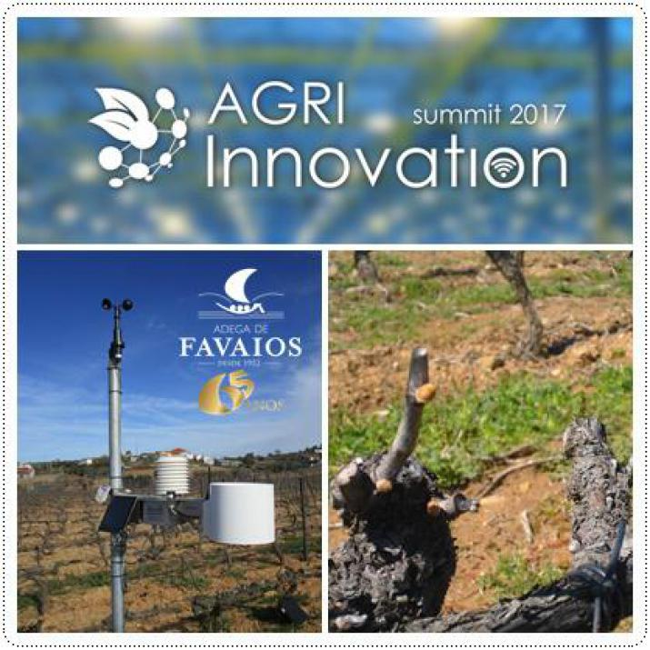 THE MOST RELEVANT AGRI-INNOVATION PLAYERS IN EUROPE – 11 AND 12 OCTOBER 2017