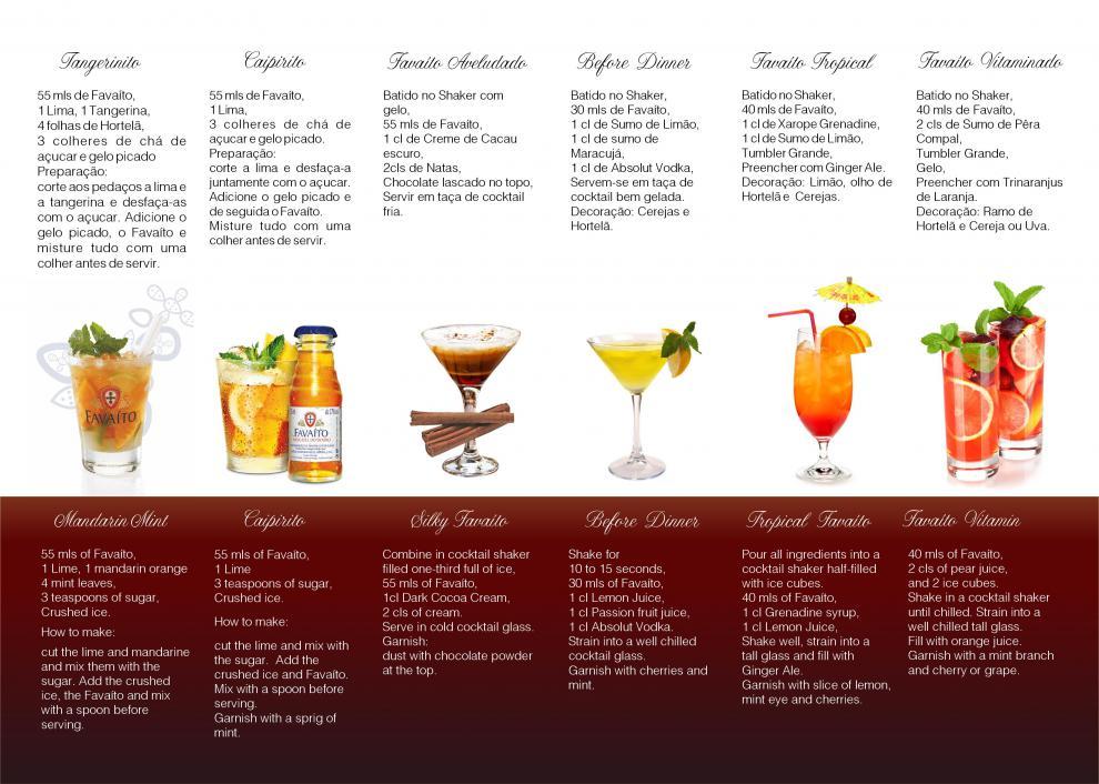 Favaíto Cocktail