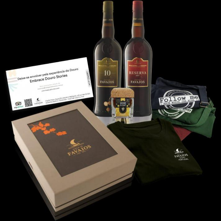 Wine Box enoturismo 'Be Brave'